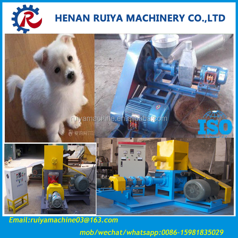 Pet Food Twin Screw Extruder/Floating Fish Feed Pellet Making Machine For Sale 0086-15981835029