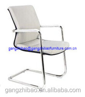 AH-444 High Back Black China foshan high back PU / Genuine leather executive office chair