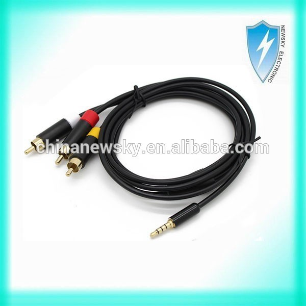E AV Cable A/V Cable for XBOX 360 Elite
