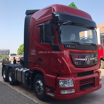 Dongfeng Heavy Duty Truck 6*4 Trailer Head Tractor Truck For Sale