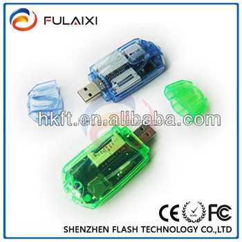 Card reader Manufacturer &USB 2.0