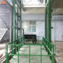 hot sale in American vertical hydraulic small cargo lift