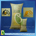 WPP & Kraft Paper Recycle Materials Cargo Container Dunnage Air Bag