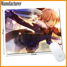 AY CMKY Colorful And Charming Custom 3d Anime Custom Mouse Pad Custom Mouse Mat