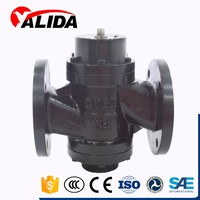 Strong regulatory electric calibrated balancing valve to control flow