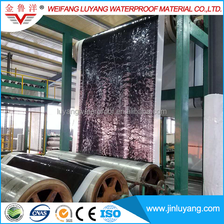 Factory Directly Supply Waterproof Sheet EVA Self Adhesive Waterproof Membrane