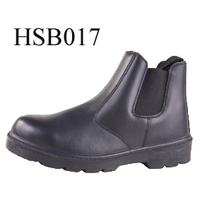 CE standard hard wearing PU sole construction site safety work boots UK popular