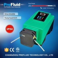 WL600b High Accuracy Dispensing Perisraltic Pump, diy peristaltic pump