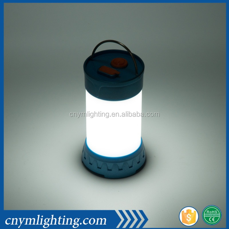 CL-1 3W Mini Collapsible Waterproof Rechargeable Portable Camping Light Outdoor Lantern