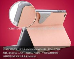 mobile phone bags&cases for Ipadmini smart cover for Apple Ipadmini cover Cover book type for Ipadmini