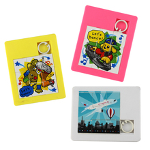 mini jigsaw promotion toys slide puzzle
