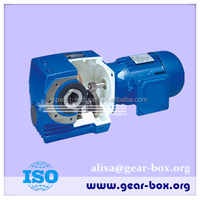 S series low rpm tricycle reverse 1 hp gear motor