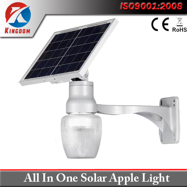ce adjustable beam and bracket outdoor led solar light ip65 for garden