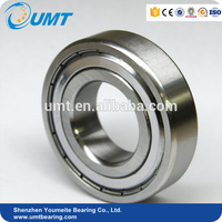 Bearing Manufacturer Deep Groove Ball Bearing 6303 zz 2RS NR ball bearing 17x47x14