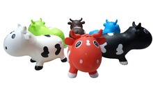 Space Hopper Ride-On Animal Inflatable Jumping Animal/Pvc Inflate Jump Animal