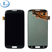 Good price wholesale for Samsung galaxy s4 lcd with digitizer screen + back cover repair parts