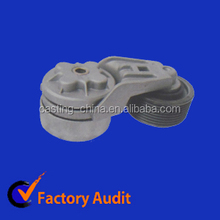 High quality cast iron foundry China sand casting products