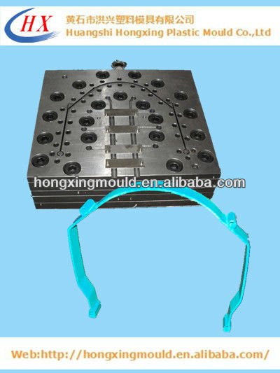 plastic pvc water rain channel tank mould