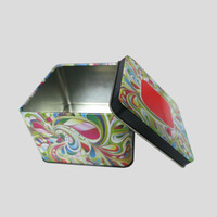2015 Wholesale Soap Tin Box Empty