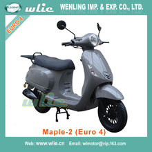 Epa dot gasoline scooter gas eec moped Euro4 Euro 4 EEC COC Scooter Maple-2 (50cc, 125cc)