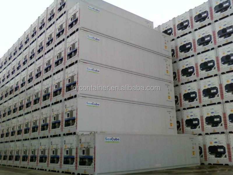 China 40ft Fresh Vegetable Refrigerated Containers Reefer Container for Sales