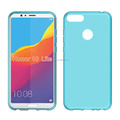 clear Transparent soft mobile phone case for Huawei Honor 10 lite tpu back cover