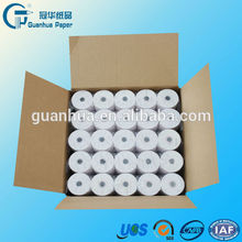 3 1/8'' 80mm thermal pos paper rolls 50rolls per case