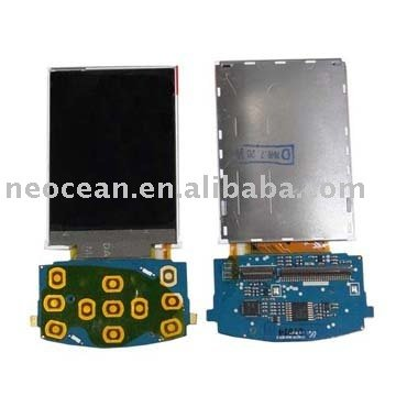 hand phone display screen for SAM W159,accept paypal