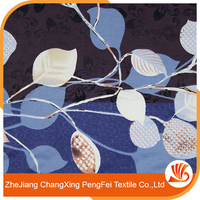 Factory outlet new design printed upholstery fabric