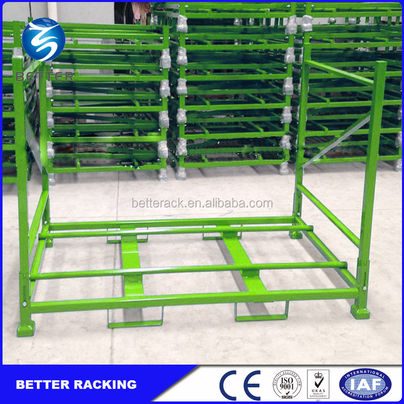 High Quality Factory Wholesale Price Metal Stacking Rack for Tire Storage