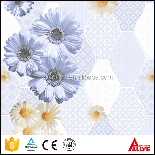 3D ink jet printing different types of granite tile ceramic tile