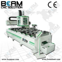 Homemade professional furniture drilling cnc machine from China