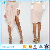 Long split sexy hot sale formal long skirts for women