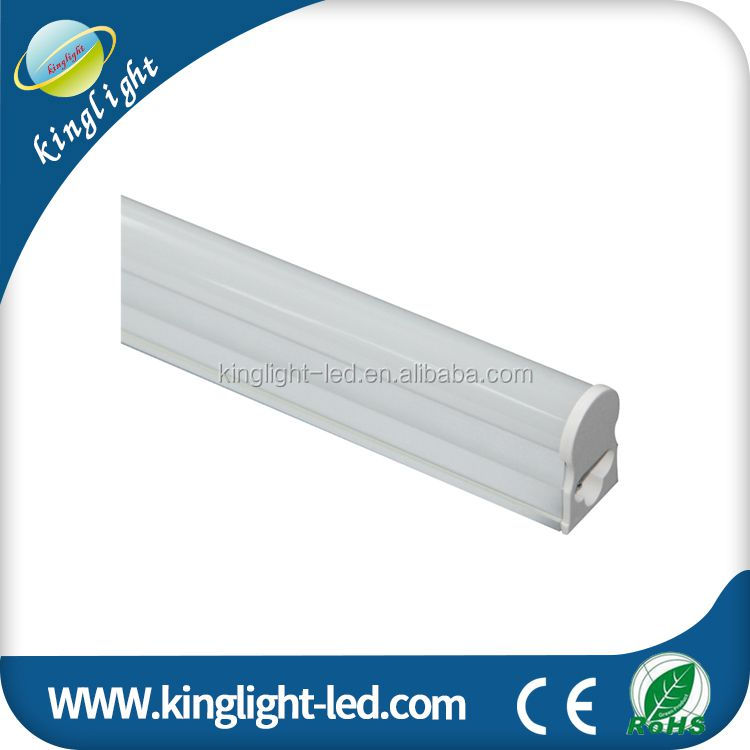 popular 20W 2 Ft Kitchen Under Cabinet Integrated T8 LED Tube Light Fixture 6500k
