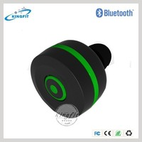 New Design best sports one ear headset wireless headphone earphone sport mp3 player for iphone 5S/5/6