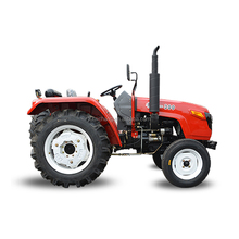 agriculture machinery equipment luzhong304 4x4 compact tractor for sale