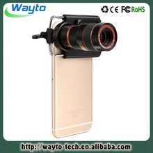 Manufacturer Of Wide Angle Lens 8X Zoom mobile phone telephoto lens for iphone lens for phone
