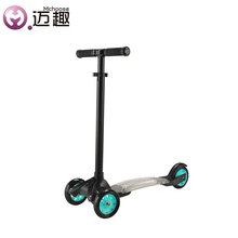 Durable kick bike foldable 3 wheel toy scooter for children
