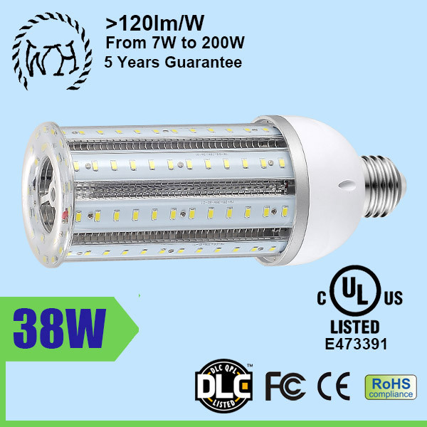 led corn bulb E26E27 4 W 27 SMD 5730 500 LM Warm White G Globe Bulbs DC 12AC 12AC 24DC 24 V
