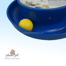 new design -cat exercise toy Turbo Treat Ball