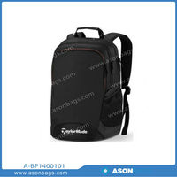 Business model bag travel bag large capacity backpack including laptop sleeve