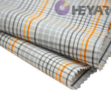 100 Cotton Yarn Dyed Woven Checked fabric for School Uniform