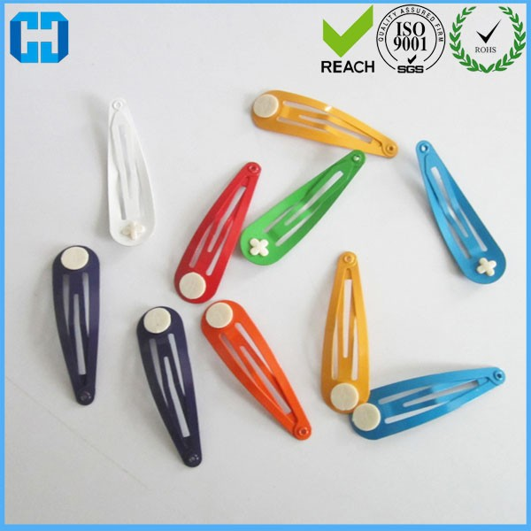 Fashion Style Hair Snap Clip for Toddler Girl Multi Color
