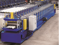 YX18-340 Corrugated Panel Roll Forming Machine