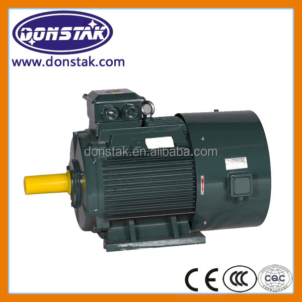 Three Phase Induction Motor Type and CE,CCC Certification For Water Pump