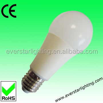 12w led light bulb with e19 base,A60 12W lamp
