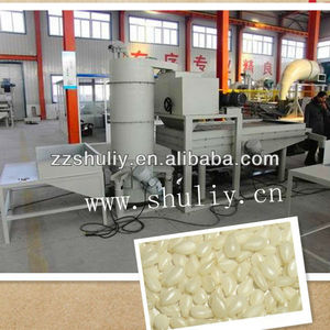 Large Output Sesame Dehuller Machine,Automatic Stainless Steel Hulled Sesame Seeds machine Sesame peeling machine0371-86660712