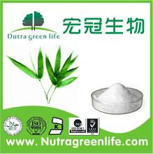 Factory supply Bamboo leaf Extract organic silicon 70%, Cosmetic use bamboo leaf extract