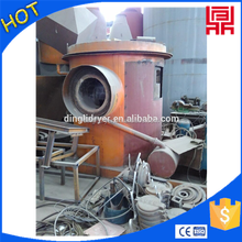 1200000kcal heat value consumption wood powder furnace/sawdust burner