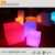LED Cube Furniture Illuminated LED Cube Chair/ LED Modern Lounge Cube